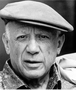 Pablo Picasso, gute Blogtexte