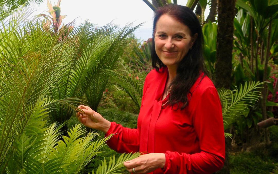 """Garten-Bloggerin Daniela David im Interview: """"Man muss seine eigene Handschrift entwickeln"""""""