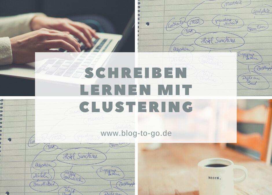 Schreiben lernen mit Clustering