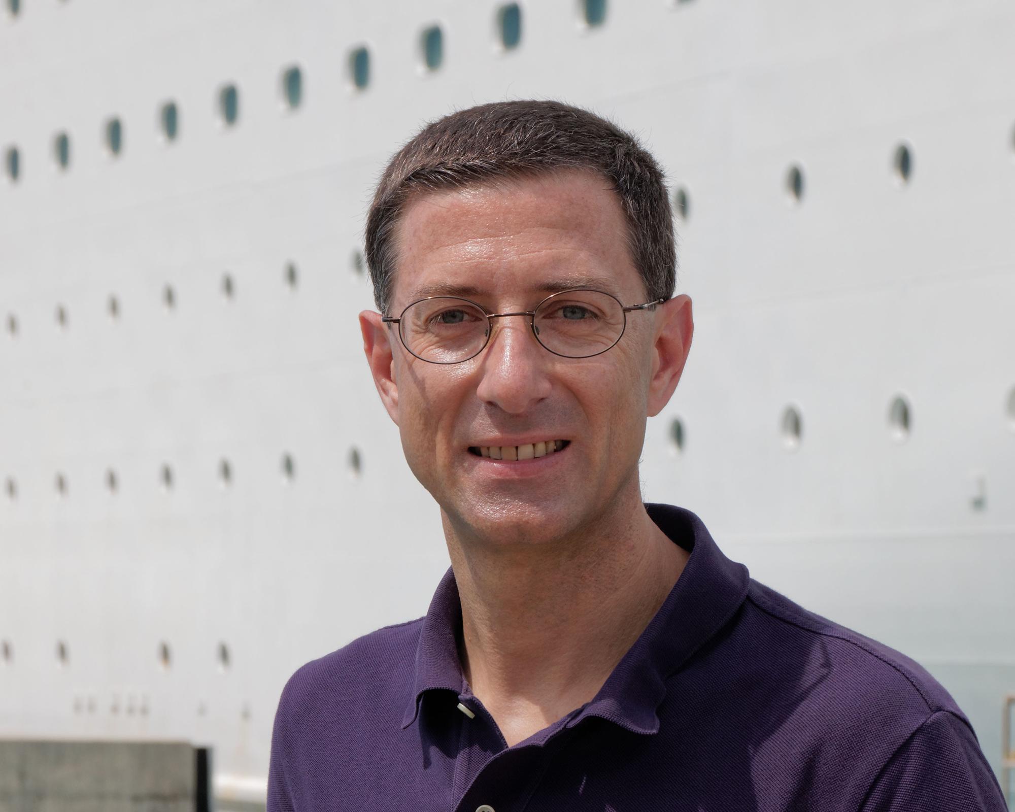 Franz Neumeier gehört zu den erfolgreichsten Kreuzfahrt-Bloggern